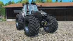 Deutz-Fahr 7250 TTV Agrotron Black Editioᶇ para Farming Simulator 2015