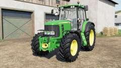 John Deere 6530〡6630〡6830〡6930 Premium para Farming Simulator 2017