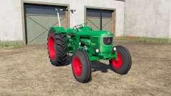 Deutz D 8005 Ⱥ para Farming Simulator 2017