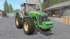 John Deere 8130〡8230〡8330〡8430〡85ვ0 para Farming Simulator 2017