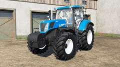 New Holland T7.220-T7.310 para Farming Simulator 2017