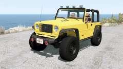 Ibishu Hopper Full-Time 4WD v1.0.1 para BeamNG Drive