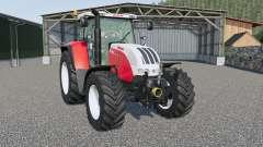 Steyr 6175 & 6195 CVT para Farming Simulator 2017