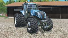 New Holland T8.ƺ20 para Farming Simulator 2015