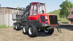 Komatsu 87ⴝ para Farming Simulator 2017