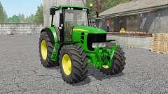 John Deere 7430 & 7530 Premiuᵯ para Farming Simulator 2017
