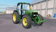 John Deere 6৪10 para Farming Simulator 2017