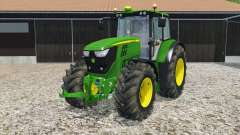 John Deere 6170Ⰼ para Farming Simulator 2015