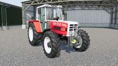 Steyr 8130A Turbꝍ para Farming Simulator 2017