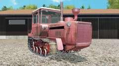 DT-175С ВолгарƄ para Farming Simulator 2015