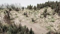 Mudslide para MudRunner