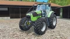 Deutz-Fahr 7250 TTV Agrotroȵ para Farming Simulator 2015