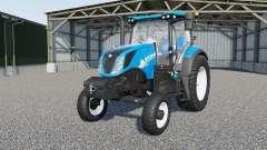 New Holland T6.125-T6.180 para Farming Simulator 2017
