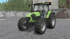 Deutz-Fahr 5110 TTѴ para Farming Simulator 2017