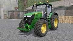 John Deere 7280R & 7310Ꞧ para Farming Simulator 2017
