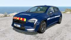 Cherrier FCV Gendarmerie v1.2.1 para BeamNG Drive