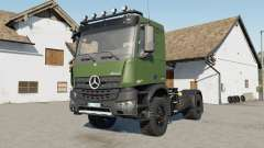 Mercedes-Benz Arocs para Farming Simulator 2017