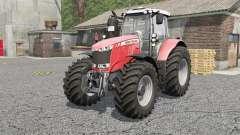 Massey Ferguson 6613〡6615〡6616 para Farming Simulator 2017