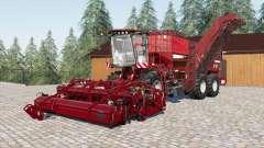 Holmer Terra Dos T4-40 multifruiᵵ para Farming Simulator 2017