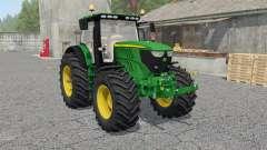 John Deere 6210R para Farming Simulator 2017