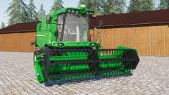 John Deere W3ろ0 para Farming Simulator 2017