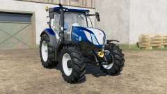 New Holland T6.125〡T6.15ƽ〡T6.175 para Farming Simulator 2017