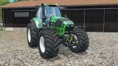 Deutz-Fahr 7250 TTV Agrotroƞ para Farming Simulator 2015