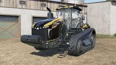 Challenger MT845E〡MT865E〡MT875E Campo de Python para Farming Simulator 2017