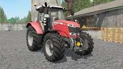 Massey Ferguson 6600-series para Farming Simulator 2017