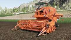 Bizon Super Z0ƽ6 para Farming Simulator 2017