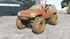 Jeep Grand Cherokee (ZJ) 1994 Trail para BeamNG Drive