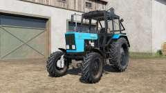 MTZ-82.1 Беларуȼ para Farming Simulator 2017