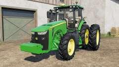 John Deere 8245R-8Ꝝ00R para Farming Simulator 2017