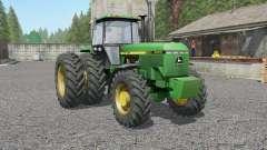 John Deere 4755〡4850〡4955 para Farming Simulator 2017