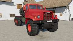 KrAZ-258Б v1.4 para Farming Simulator 2017