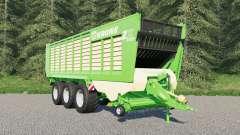 Krone ZX 560 GĐ para Farming Simulator 2017