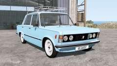 Fiat 125p para BeamNG Drive