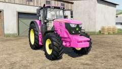 John Deere tractors para Farming Simulator 2017