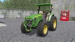 John Deere 5085M-5150Ɱ para Farming Simulator 2017