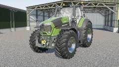 Deutz-Fahr 9290〡9310〡9340 TTV Agrotroɲ para Farming Simulator 2017