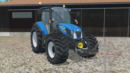 New Holland T5.11ƽ para Farming Simulator 2015