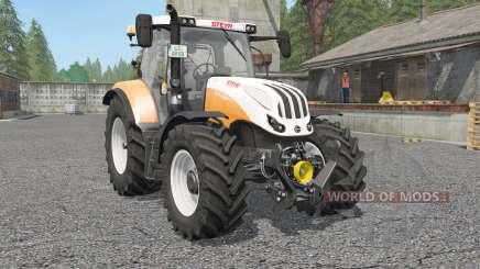 Steyr Profi 4115〡4125〡4135〡4145 CVT para Farming Simulator 2017