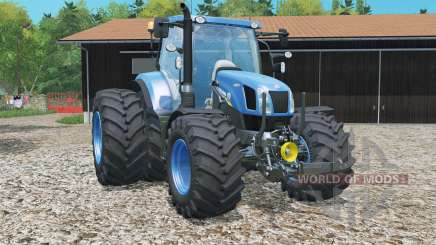 New Holland Ƭ6.160 para Farming Simulator 2015