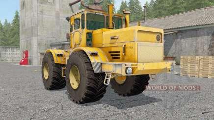 Kirovets Ꝁ-700A para Farming Simulator 2017
