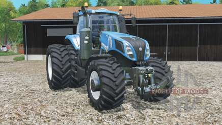 New Holland T8.ƺ20 para Farming Simulator 2015