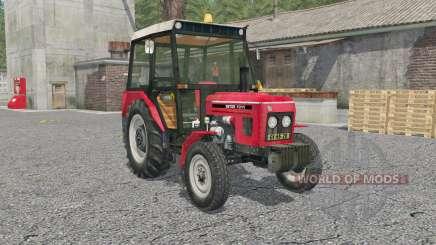 Zetoᵲ 7011 para Farming Simulator 2017