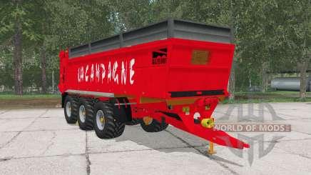 Dezeure DM30 tridem para Farming Simulator 2015