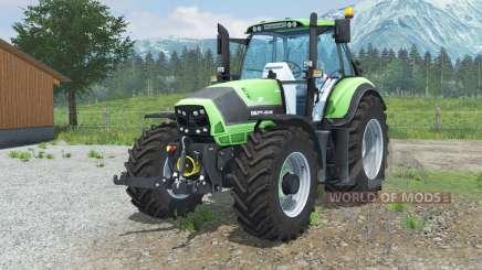 Deutz-Fahr Agrotron TTV 61୨0 para Farming Simulator 2013
