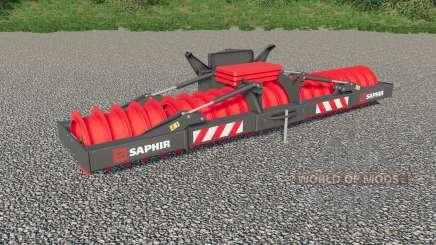 Saphir meadow roller para Farming Simulator 2017