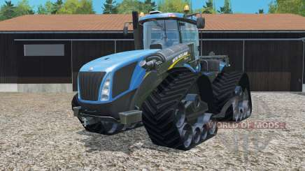 New Holland T9.670 SmartTraӿ para Farming Simulator 2015